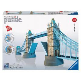 RAVENSBURGER 3D puzzle  216 dílků - Tower Bridge 3D, Londýn