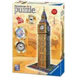 RAVENSBURGER 3D puzzle  216 dílků - Big Ben s hodinami