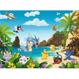 RAVENSBURGER Puzzle Pokémon: Chyť je všechny! XXL 200 dílků