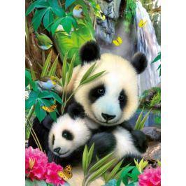 RAVENSBURGER Puzzle  300 dílků - Nádherná panda