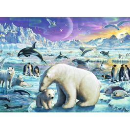 RAVENSBURGER Puzzle  300 dílků - Polární zvířata XXL