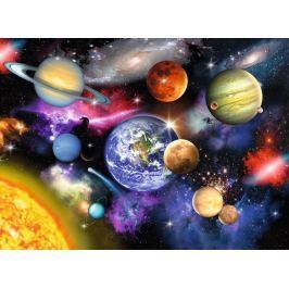 RAVENSBURGER Puzzle Sluneční soustava XXL 300 dílků
