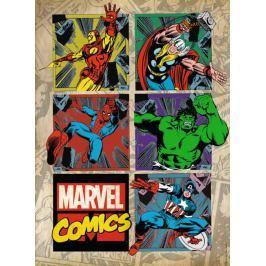 RAVENSBURGER Puzzle Avengers 500 dílků