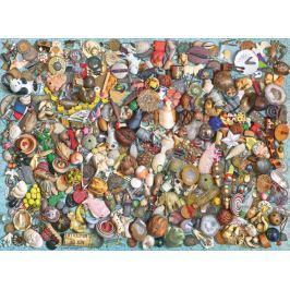 RAVENSBURGER Puzzle 365 drobností 500 dílků