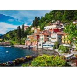 RAVENSBURGER Puzzle Jezero Como, Itálie 500 dílků