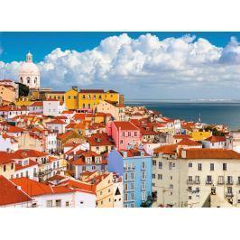 RAVENSBURGER Puzzle Lisabon 500 dílků