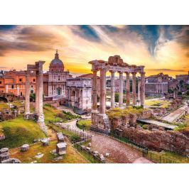 RAVENSBURGER Puzzle Řím při soumraku 500 dílků