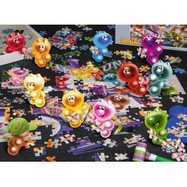 RAVENSBURGER Puzzle Gelini skládají puzzle 500 dílků