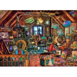 RAVENSBURGER Puzzle Zaplněné podkroví 500 dílků