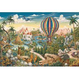 RAVENSBURGER Puzzle Hrdina v balónu 500 dílků
