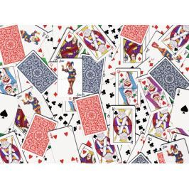 RAVENSBURGER Puzzle 52 karet 500 dílků