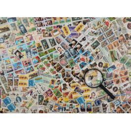 RAVENSBURGER Puzzle Poštovní známky 500 dílků