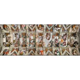 RAVENSBURGER Puzzle  1000 dílků - Sixtinská kaple