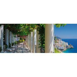 RAVENSBURGER Puzzle  15079 Amalfi, Itálie 1000 dílků