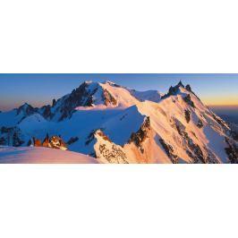 RAVENSBURGER Puzzle  15080 Mont Blanc, Alpy 1000 dílků