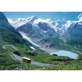 RAVENSBURGER Puzzle Švýcarská poštovní služba 1000 dílků