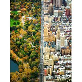 RAVENSBURGER Puzzle Rozdělené město, New York 1500 dílků
