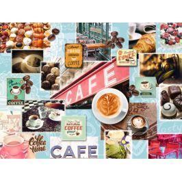RAVENSBURGER Puzzle Káva a moučník 1500 dílků
