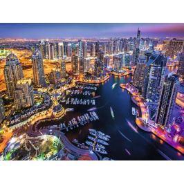 RAVENSBURGER Puzzle Dubaj v Perském zálivu 1500 dílků