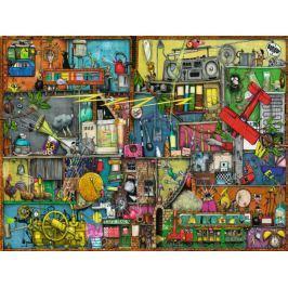 RAVENSBURGER Puzzle Prásk, břink, cink! 1500 dílků