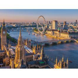 RAVENSBURGER Puzzle  16627 Pohled na Londýn, Velká Británie 2000 dílků