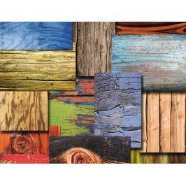RAVENSBURGER Puzzle Dřevo 2000 dílků
