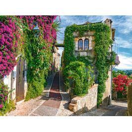 RAVENSBURGER Puzzle Idylické francouzské domy 2000 dílků