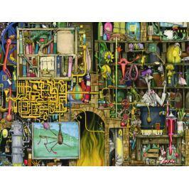RAVENSBURGER Puzzle Šílená laboratoř 2000 dílků