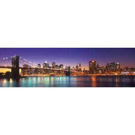 RAVENSBURGER Panoramatické puzzle  2000 dílků - New York