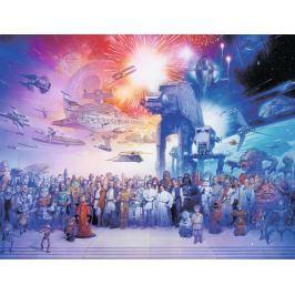 RAVENSBURGER 16701 - Star Wars Universe, puzzle 2000 dílků