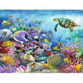 RAVENSBURGER Puzzle Majestátnost korálového útesu 2000 dílků