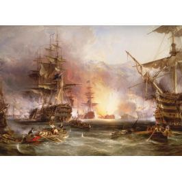 RAVENSBURGER Puzzle  3000 dílků - Námořní bitva u Alžíru