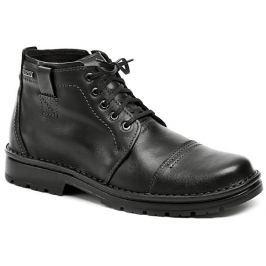 Bukat 211 černé pánské zimní boty, 41