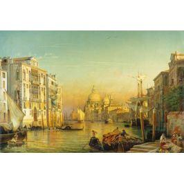 RAVENSBURGER Puzzle  3000 dílků - Canal Grande, Benátky
