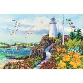 RAVENSBURGER Puzzle  17073 Pobřežní ráj 3000 dílků