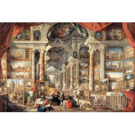 RAVENSBURGER Puzzle  5000 dílků - Panini, Pohled na moderní Řím