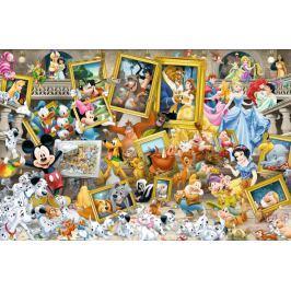 RAVENSBURGER Puzzle  17432 Malíř Mickey 5000 dílků