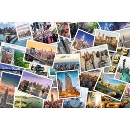 RAVENSBURGER Puzzle New York nikdy nespí 5000 dílků