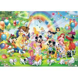 RAVENSBURGER Puzzle Mickeyho narozeniny 1000 dílků