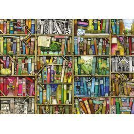 RAVENSBURGER Puzzle  1000 dílků - Magická knihovna