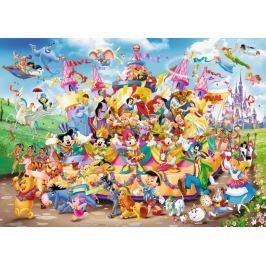 RAVENSBURGER Puzzle Disney karneval 1000 dílků