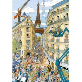 RAVENSBURGER Puzzle Paříž 1000 dílků