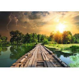 RAVENSBURGER Puzzle  1000 dílků - Mystické nebe
