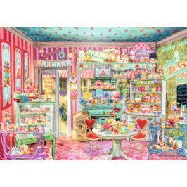 RAVENSBURGER Puzzle Cukrárna 1000 dílků