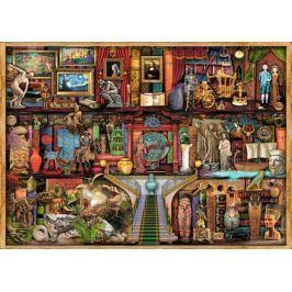 RAVENSBURGER Puzzle  1000 dílků - A. Stewart: Muzeum divů