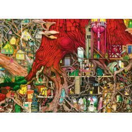 RAVENSBURGER Puzzle  1000 dílků - Skrytý svět
