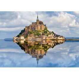 RAVENSBURGER Puzzle Hora sv. Michaela, Francie 1000 dílků