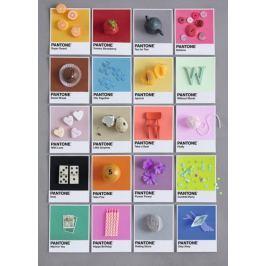 RAVENSBURGER Puzzle Pantone 1000 dílků