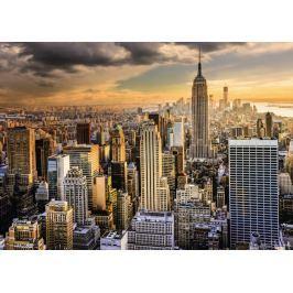 RAVENSBURGER Puzzle Mrakodrapy v New Yorku 1000 dílků