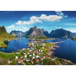 RAVENSBURGER Puzzle Lofoty, Norsko 1000 dílků